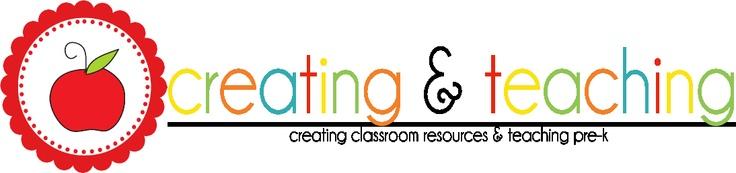 creating & teaching blog! @Kristin Clark