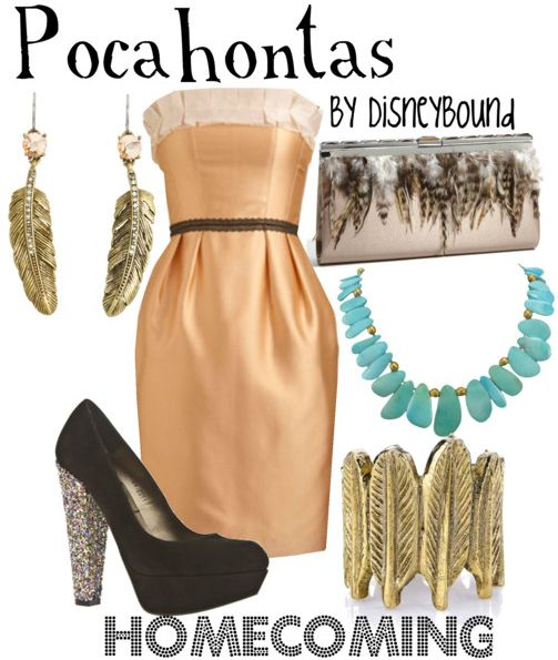 Pocahontas - Homecoming