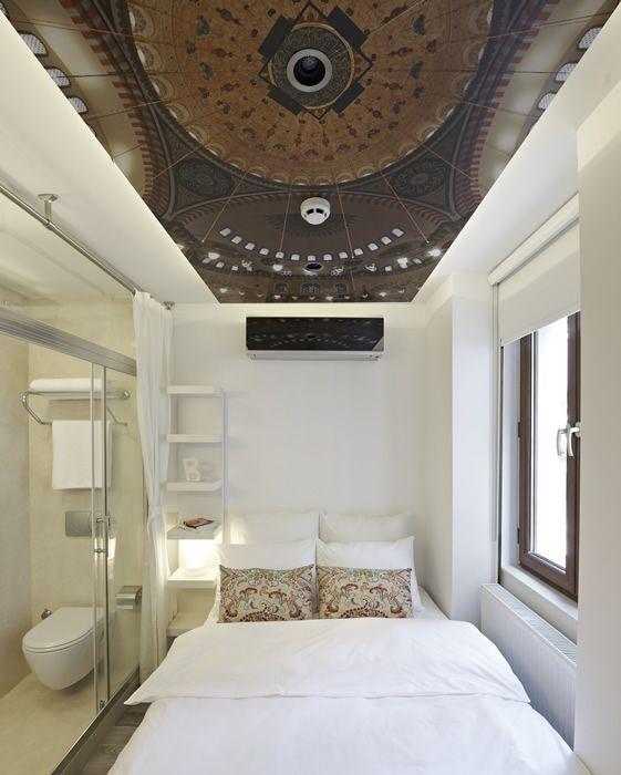 #bunk Design Hostel, Istanbul. Rates start @ around $38 a night.