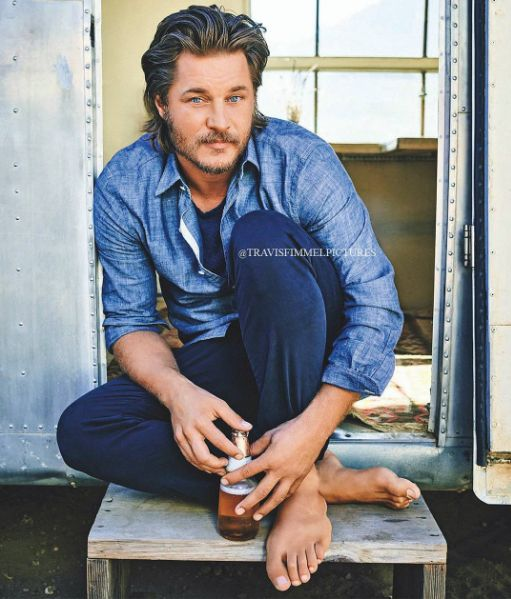 Travis Fimmel Outside Magazine