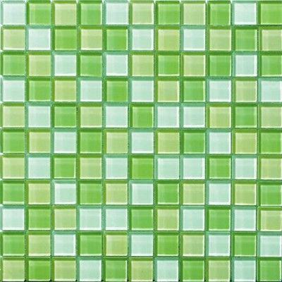 green mosaic bathroom tiles - Google Search
