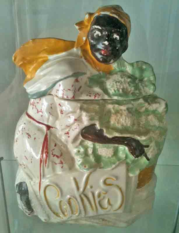 McCoy Cookie Jar Gallery: Pictures and Prices: McCoy Cauliflower Mammy