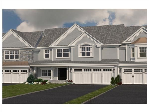 Warren Crossing Is A Luxury Townhomes Community On Park View Drive In NJ Find New Homes For Sale Home Builder Information Town And School