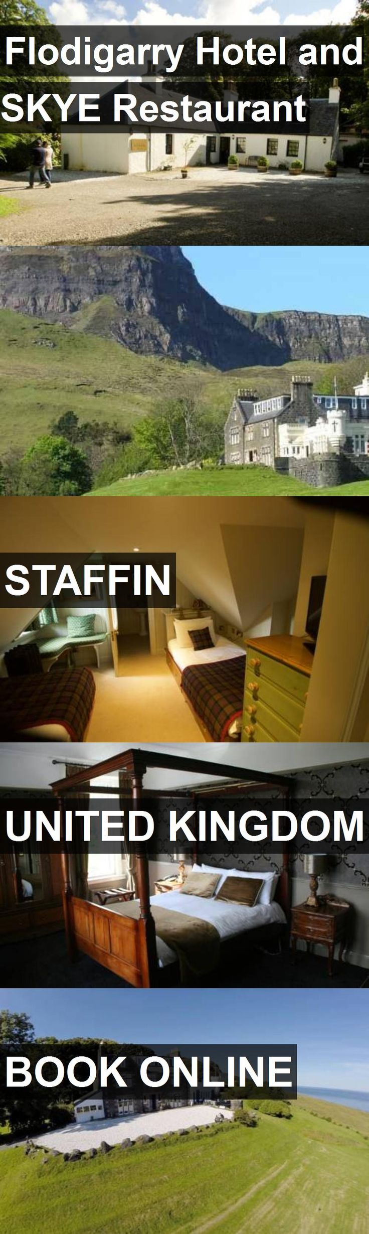 Hotel Flodigarry Hotel and SKYE Restaurant in Staffin, United Kingdom. For more information, photos, reviews and best prices please follow the link. #UnitedKingdom #Staffin #hotel #travel #vacation