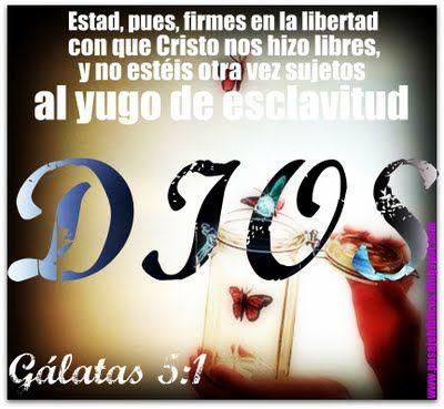 Galatas 5:1
