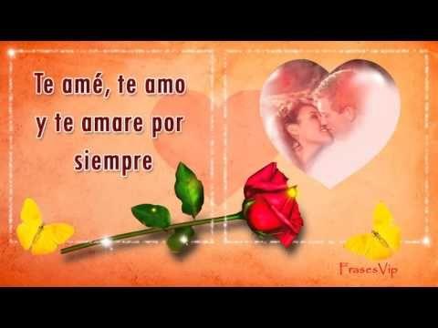 Imágenes Amor con Movimiento | Frases Románticas de Amor: Rosa roja con frases de amor tarjetas y postales animadas