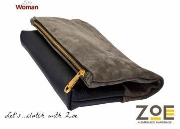 Το likewoman.gr �σε συνεργασία με την σχεδιάστρια Ζωή Καμπόλη και την Zoe Handmade Leather Handbags χαρίζει σε μια τυχερή αναγνώστρια του likewom...