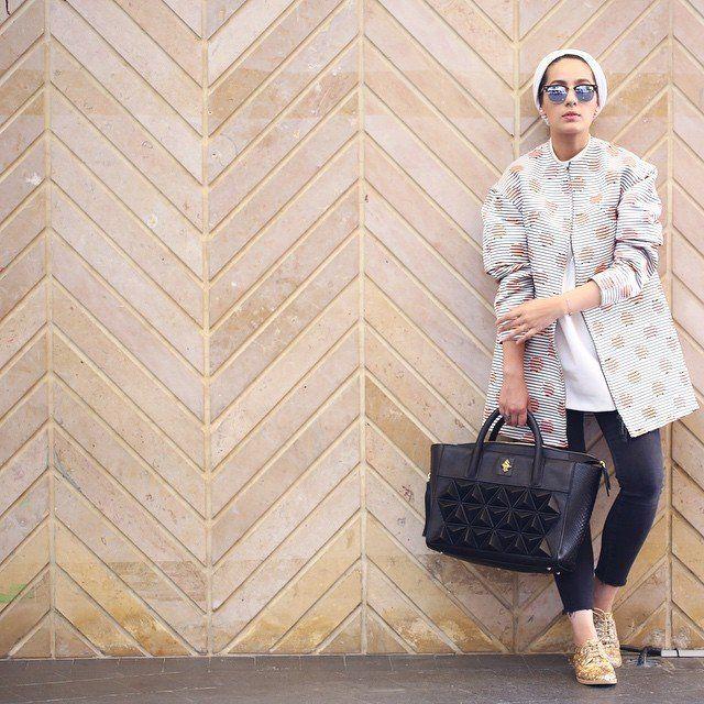 Hijab Fashion Bloggers | POPSUGAR Fashion