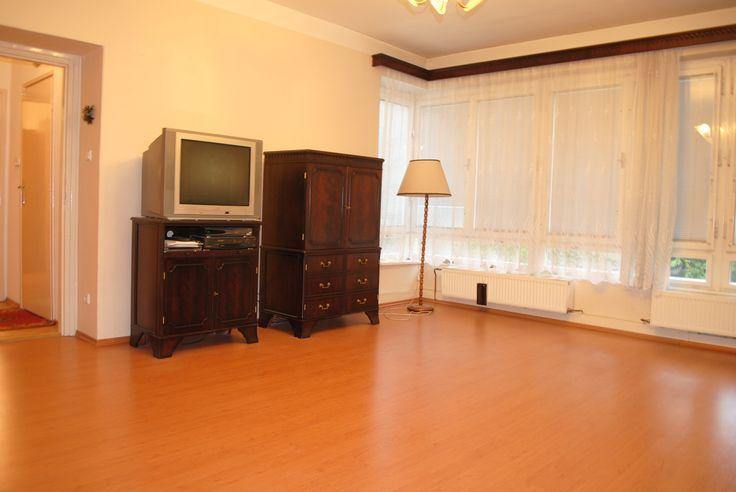 Obývací pokoj před využitím služby Home Staging