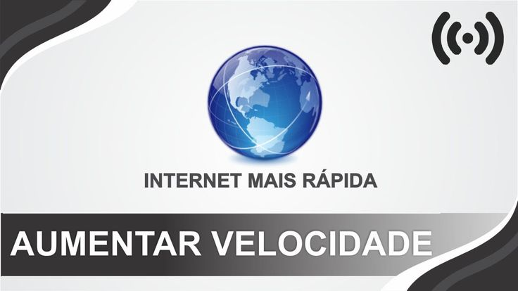 Como aumentar a velocidade da internet - Rápido, Fácil e Sem programas