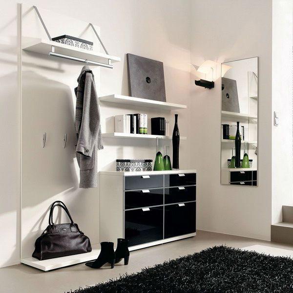 HappyModern.RU | Малогабаритные прихожие в коридор: стильно, удобно, эргономично | http://happymodern.ru