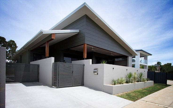Award Winning Coastal Home Up To $500k | Scyon Wall Cladding And Floors |  Scyon Stria Wall Cladding | Pinterest | Wall Cladding, Walls And House  Colors