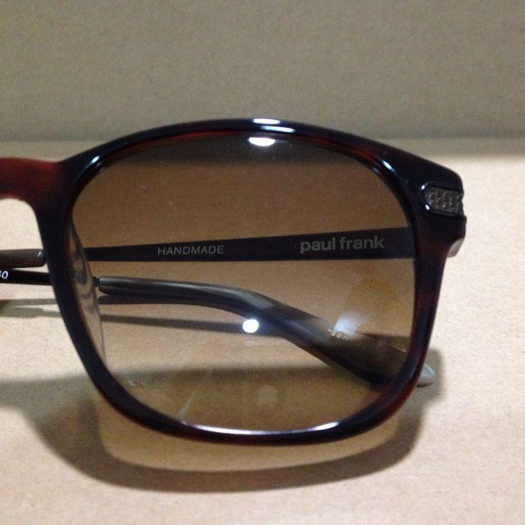 Gafas de sol Paul Frank acetato café