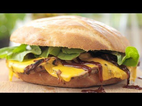 Ev Yapımı Rozbif Sandviç - Etsiz Olmaz