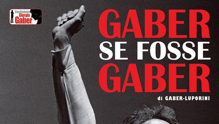 """Omaggio a Gaber al Teatro """"Giordano"""""""