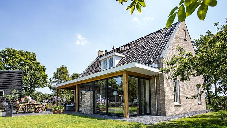25 beste idee n over traditioneel huis op pinterest - Gevel eigentijds huis ...