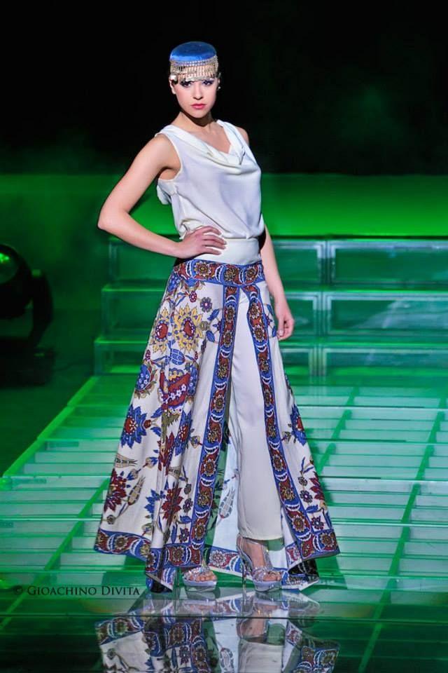 ottoman designs, skırt and pants , degaje blouse, medmoda