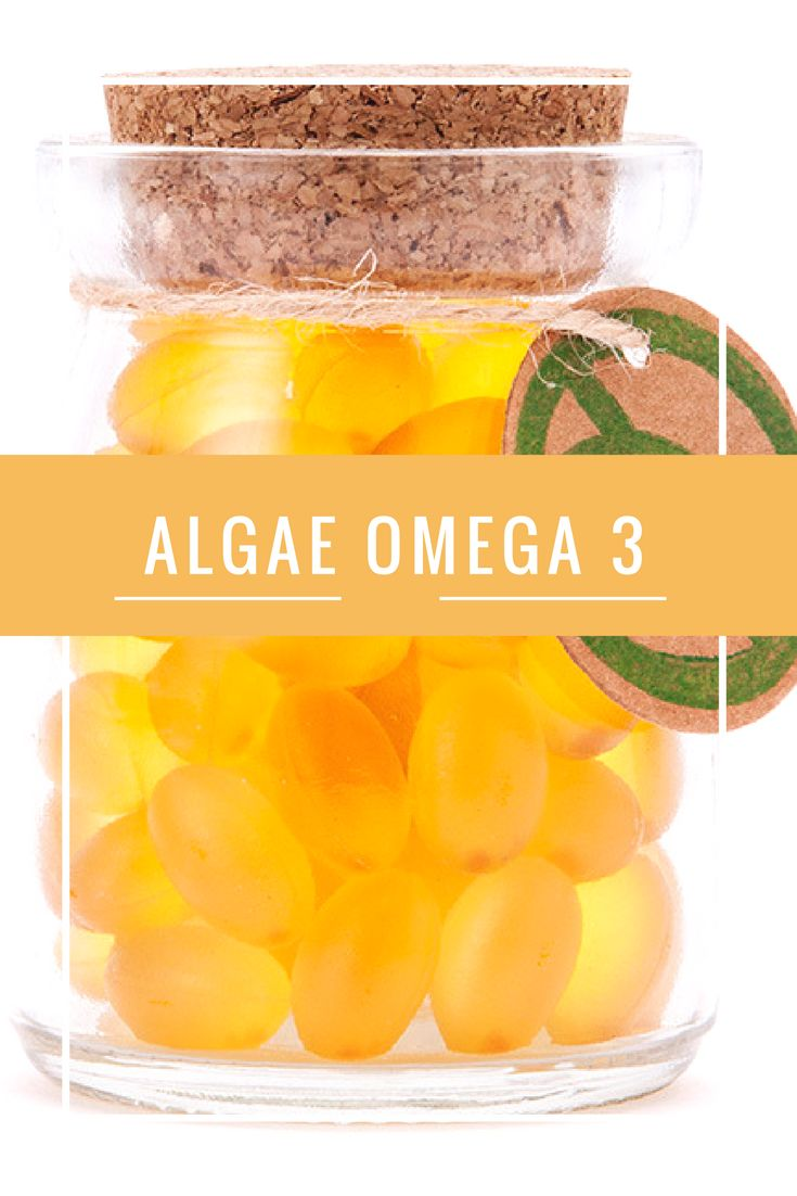 Unlike fish oil capsules that are often made from fish that have been exposed to dangerous chemicals, our omega 3 supplement is produced from algae grown in a controlled environment. This means it's free of any toxins and is a 'cleaner' source of Omega 3