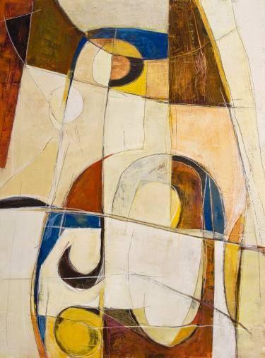 "Saatchi Art Artist Judeen Young; Painting, ""Color Rhythm"" #art"