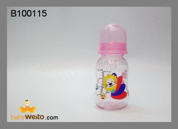B100115  Botol Susu mix  BPA Free  Warna sesuai gambar  Ukuran :120ml  IDR 40*