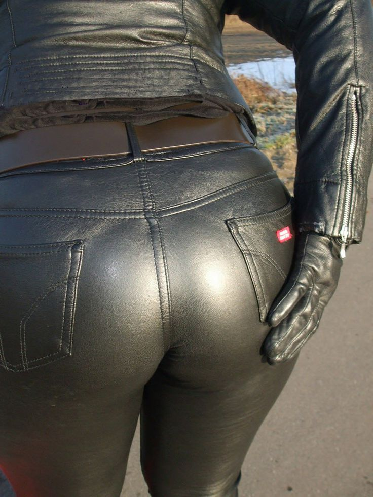 Ass tight leather