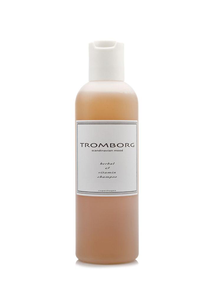 Herbal & Vitamin Shampoo fra Tromborg
