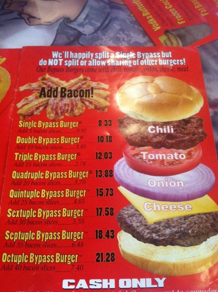 Heart Attack Grill in Las Vegas, NV