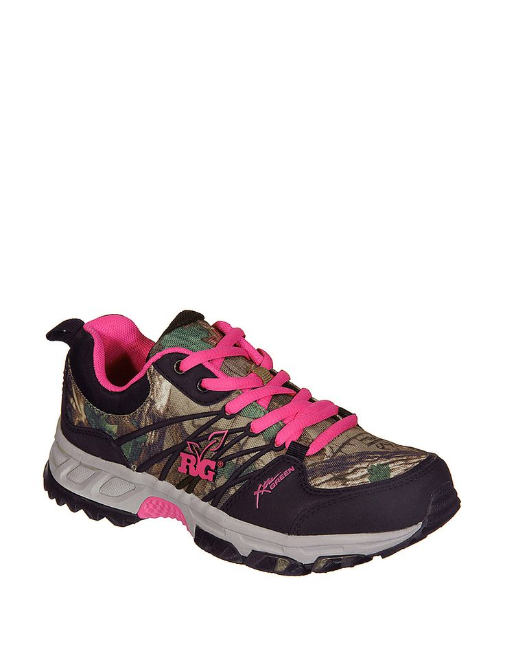 Realtree Ms. Bobcat Athletic Shoes | Stage Stores