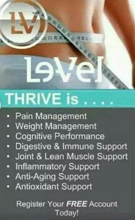 And so much more.  Get in touch with me. https://trailrunner1.le-vel.com/