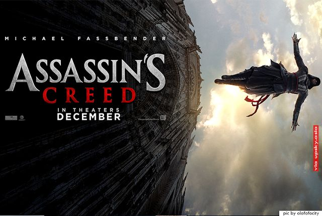 [Sinopsis   Trailer] Assassin's Creed (2016)
