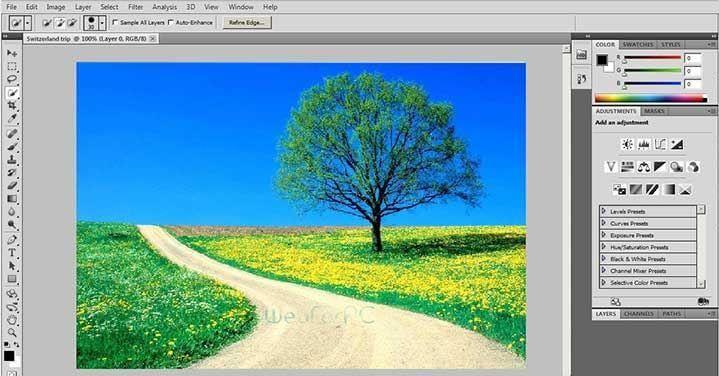 Photoshop CS5 Features