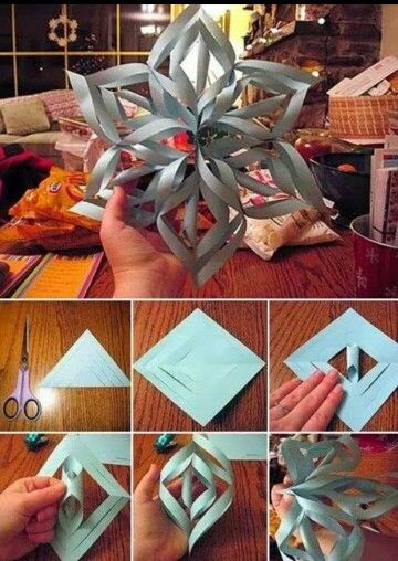 Diy Kinetic Origami Sculpture Poemsrom