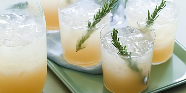 Rosemary Refresher cocktail