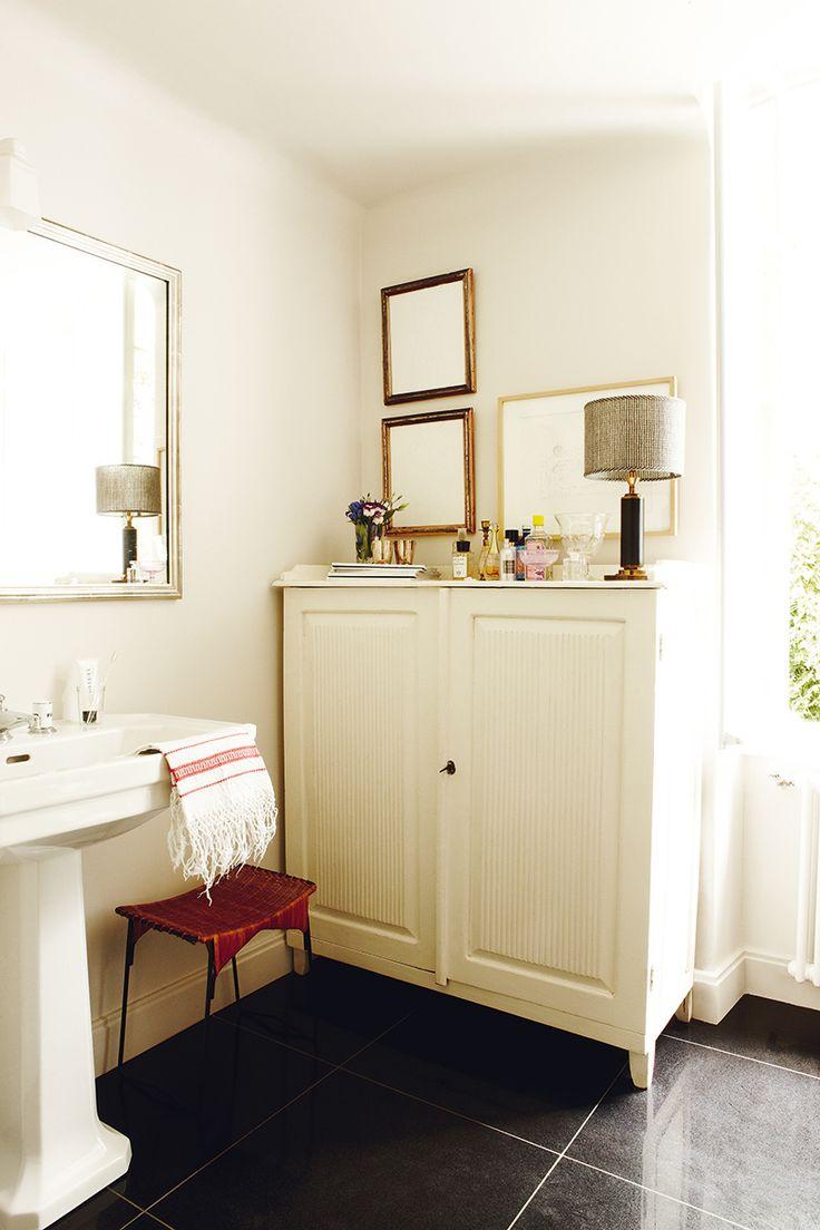 184 best baños images on Pinterest | Bathrooms, Bathroom and Half ...