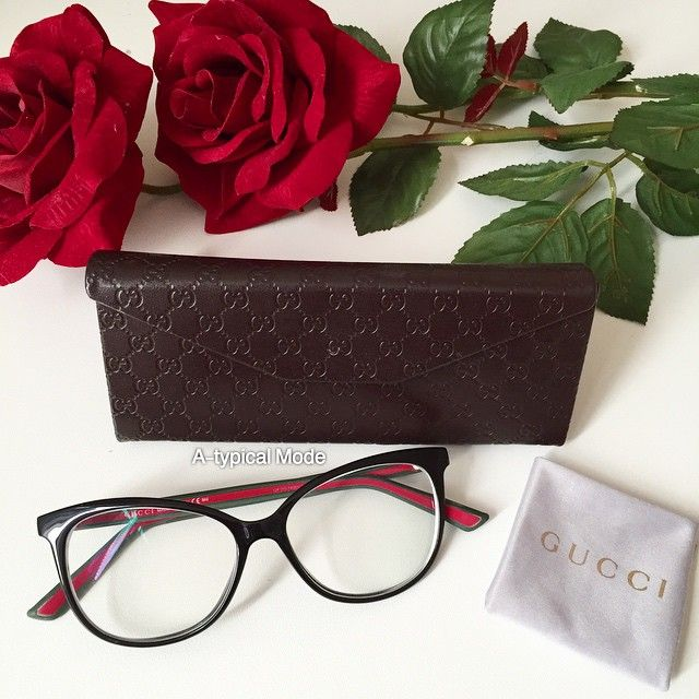 My Gucci glasses