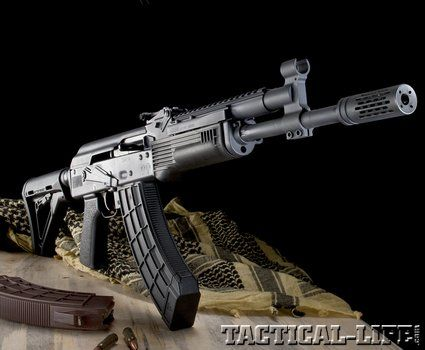 LOOK at what's inside the SPECIAL WEAPONS FOR M Feb 2013 issue... RIFLE DYNAMICS 700 AK 7.62×39mm: Premier gunsmith charges up the Kalashnikov for U.S. operators!
