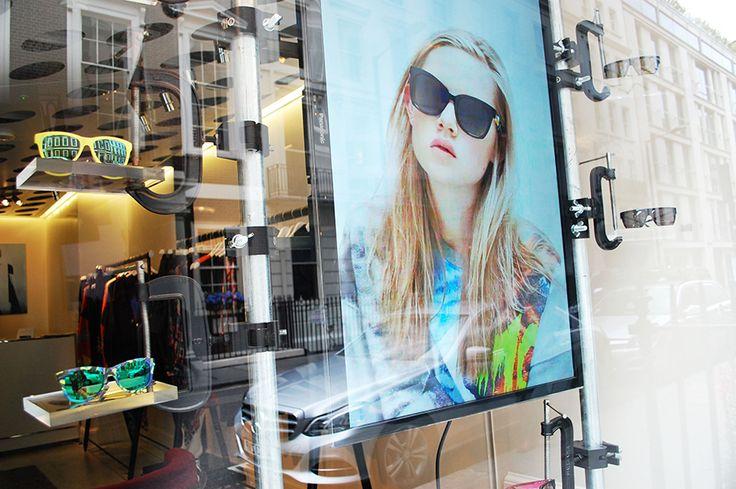 fashion display