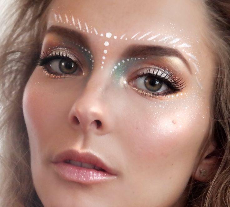 :: More beautiful tribal make up x ::