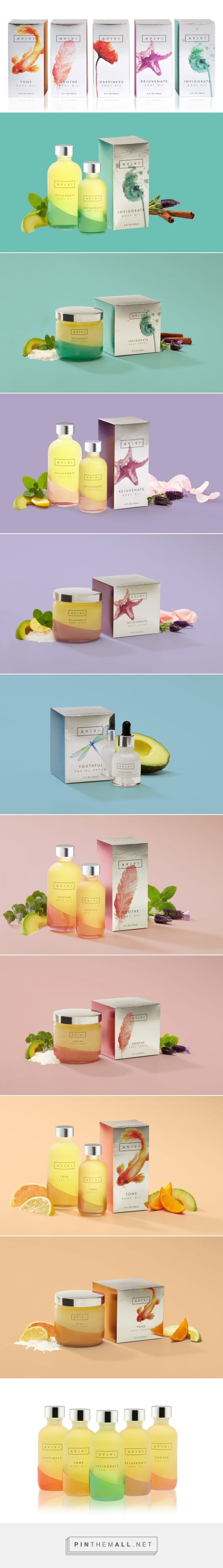 Avivi  cosmetics by MSLK