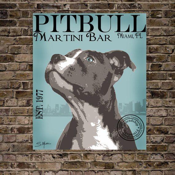 Pitbull Wall Art 94 best pit bull art images on pinterest | pit bull art, pit bulls