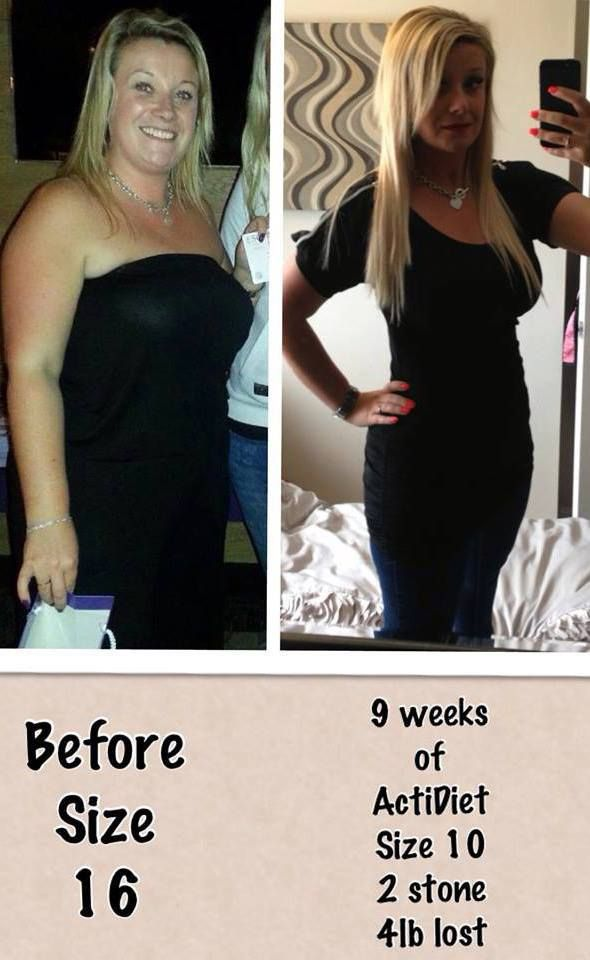 1 stone weight loss before and after