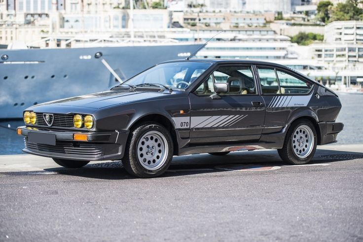 1983 Alfa Romeo Alfetta - GTV 2.0 Production | Classic Driver Market
