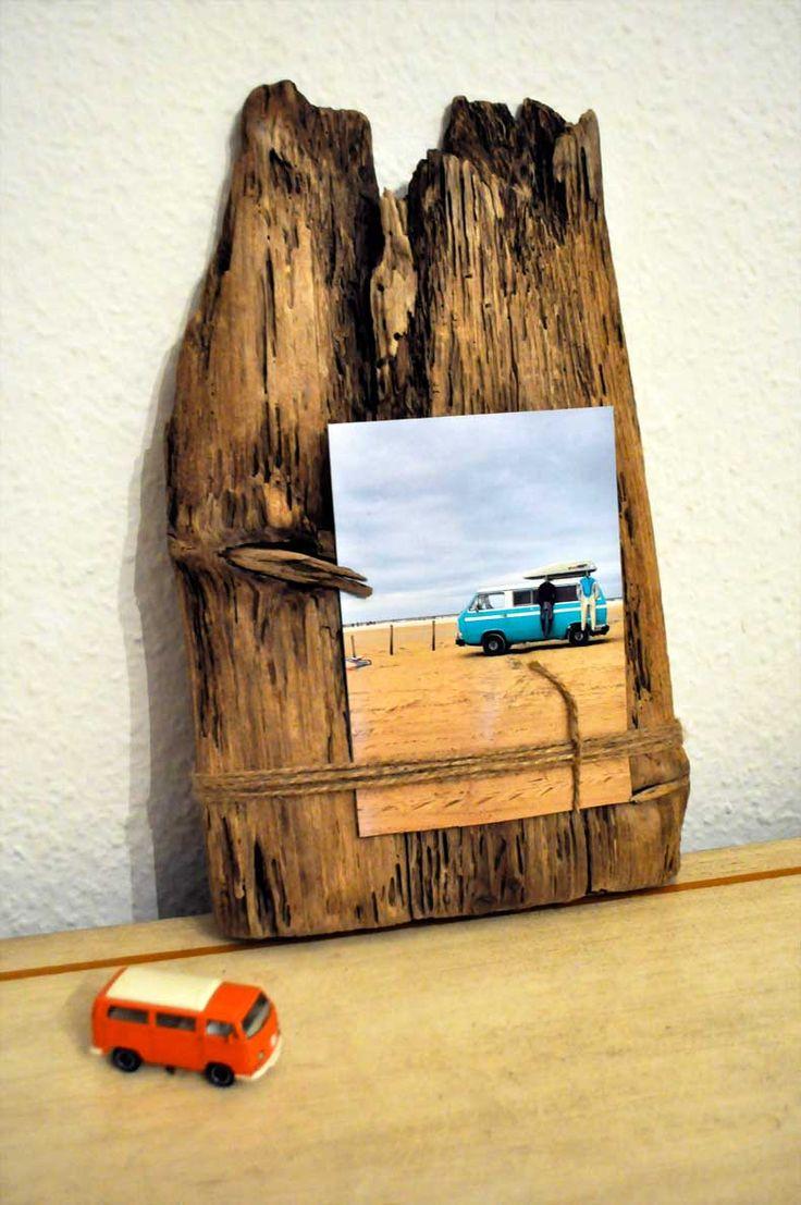 DIY Anleitungen für Treibholz, natürliche Materialien und Upcycling