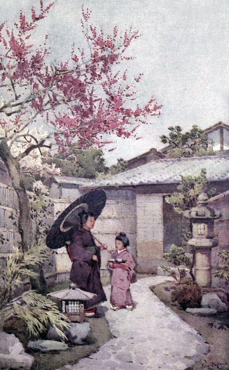 Ella Du Cane (British, 1874-1943) Watercolors
