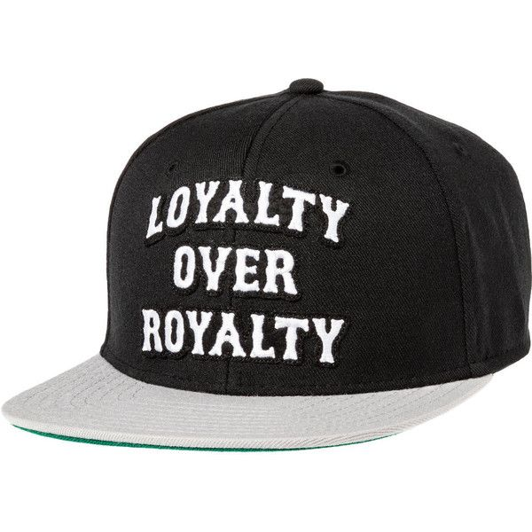 Cardi B Loyalty Over Royalty Bicep Tattoo: RAW The Loyalty Over Royalty Snapback In Black And Grey
