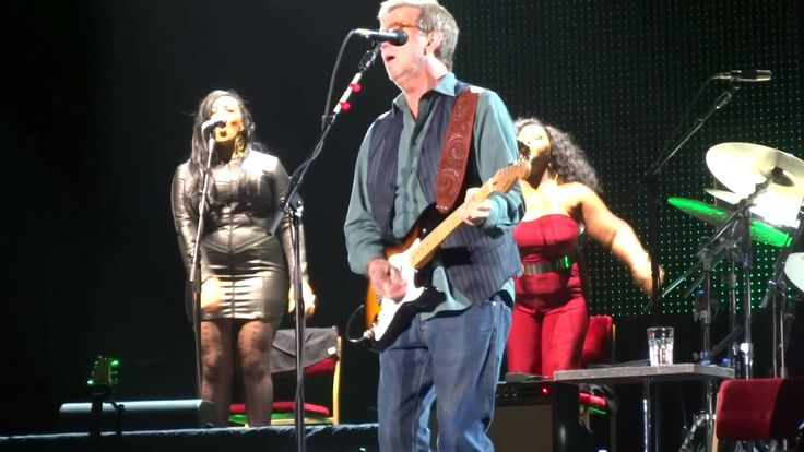 Eric Clapton 70th Birthday Celebration: I Shot The Sheriff