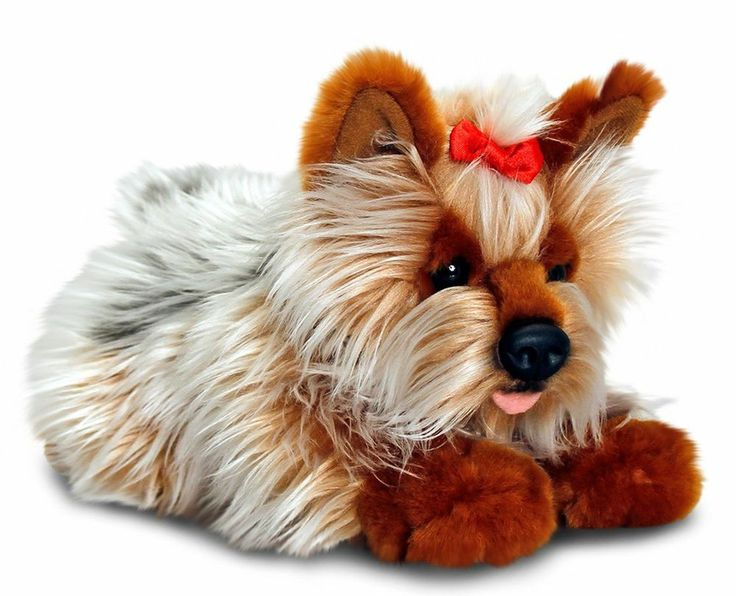 keel toys 30cm maisy the yorkshire terrier signature dog soft toy