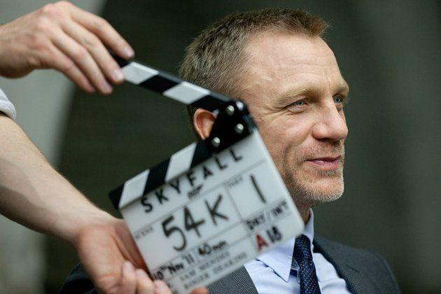 Skyfall image overload because.. Daniel Craig why