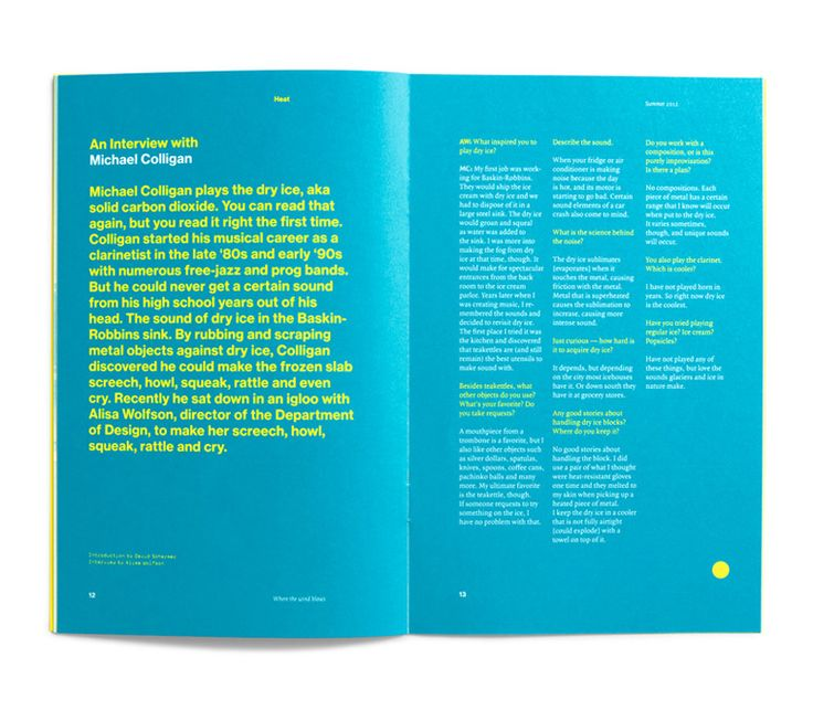 FPO: Leo Burnett Dept. of Design Booklet