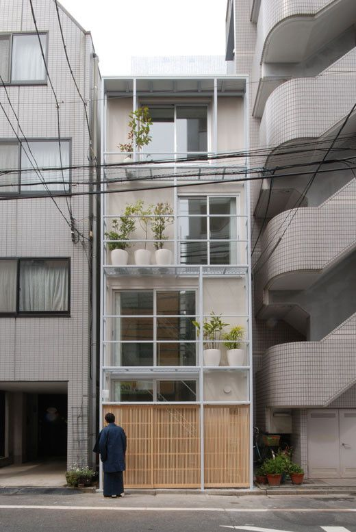 Tower Machiya by Atelier Bow-Wow – Tokyo, Japan